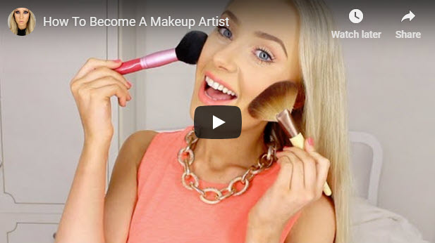 Career Tips On How To Become A Makeup